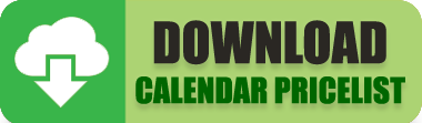 Calendar Pricelist Download
